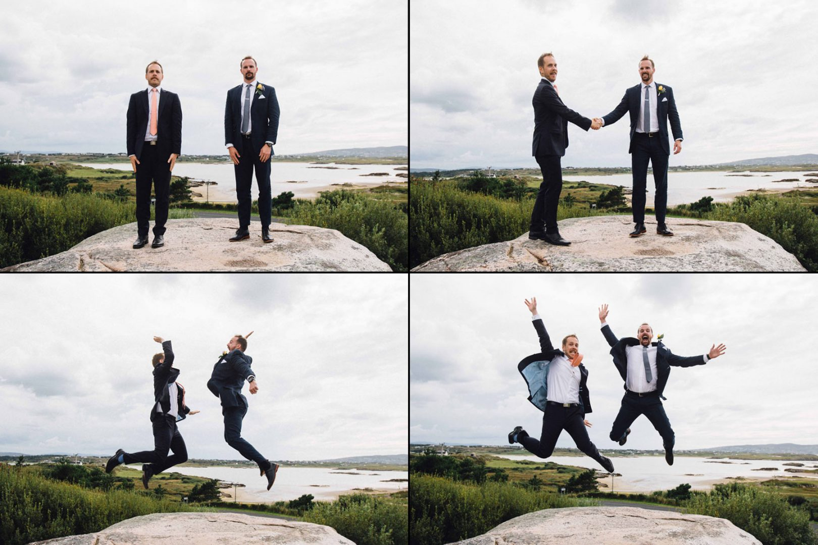 SARAH_GRAY_PHOTOGRAPHY_ROCK_JUMPERS_IRISH_WEDDING_DONEGAL